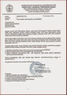 Program Indonesia Pintar Gantikan BSM, Inilah Batas Akhir Sinkronisasi Dapodikdas